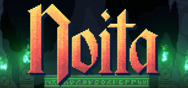 Now Available on Steam - Noita, 20% off!